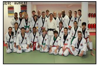 Martial Arts Seoul