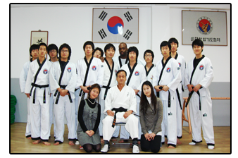 Martial Arts in Korea